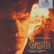 Gabriel Yared - OST The Talented Mr. Ripley Colored Vinyl Edition