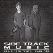Singer Tempa & Paul Fox - No Fixed Abode / Rise Again