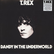 T. Rex - Dandy In The Underworld Coloured Vinyl Edition