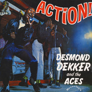Desmond Dekker & The Aces - Action!