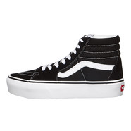 Vans - UA SK8-Hi Platform 2.0 (Leather) (Snake   White)  08b23a40c