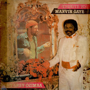 Tony Grey - Tribute To Marvin Gaye