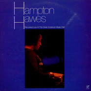 Hampton Hawes - Recorded Live At The Great American Music Hall