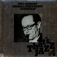 Paul Desmond, Jim Hall, Percy Heath, Connie Kay - Untitled - That's Jazz 29