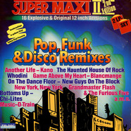 V.A. - Super Maxi II (Pop, Funk & Disco Remixes)