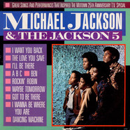 Michael Jackson & The Jackson 5 - Great Songs And Performances That Inspired The Motown 25th Anniversary T.V. Special