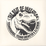 Technosaurus, Techno Brewster & DJ Iceman - Best Of Invention EP