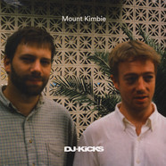 Mount Kimbie - DJ-Kicks