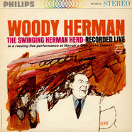 Woody Herman - The Swinging Herman Herd-Recorded Live