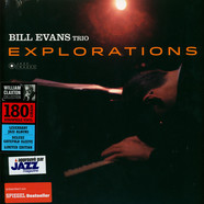 Bill Evans Trio - Explorations Gatefold Sleeve Edition