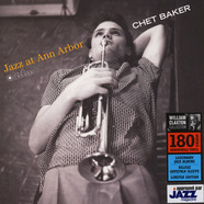 Chet Baker - Jazz At Ann Arbor Gatefold Sleeve Edition