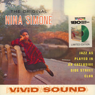 Nina Simone - Little Girl Blue Transparent Green Vinyl Edition