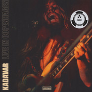 Kadavar - Live In Copenhagen Clear Vinyl Edition
