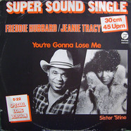 Freddie Hubbard / Jeanie Tracy - You're Gonna Lose Me