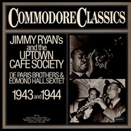 Edmond Hall Sextet, De Paris Brothers Orchestra - Jimmy Ryan's And The Uptown Cafe Society