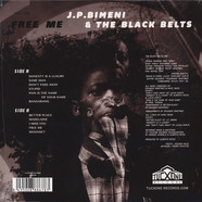 J.P. Bimeni & The Black Belts - Free Me