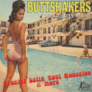 V.A. - Buttshakers Soul Party Volume 13