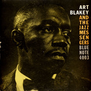 Art Blakey & The Jazz Messengers - Art Blakey And The Jazz Messengers