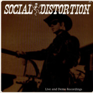 Social Distortion - Live And Demo Recordings