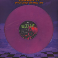 Green Day - Greatest Hits In Concert Purple Vinyl Edition