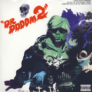 Dr. Dooom aka Kool Keith - Dr. Dooom 2 10th Anniversary Glow In The Dark Halloween Vinyl Edition
