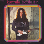 Kurt Vile - Bottled In Black Vinyl Edition