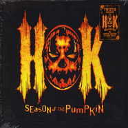 HOK (House Of Krazees) - Season Of The Pumpkin Yellow / Orange Vinyl Edition