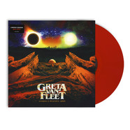 Greta Van Fleet - Anthem Of The Peaceful Army Red Vinyl Edition