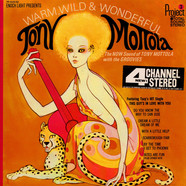 Tony Mottola With The Groovies (6) - Warm, Wild And Wonderful