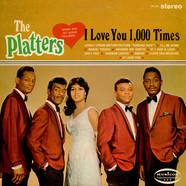 Platters, The - I Love You 1,000 Times