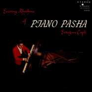 Erdogan Capli - Exciting Rhythms Of Piano Pasha