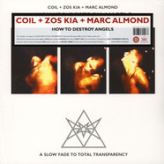 Coil / Zos Kia/ Marc Almond - How To Destroy Angels