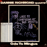 Dannie Richmond Quartet - Ode To Mingus