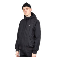 Fred Perry - Hooded Padded Brentham Jacket