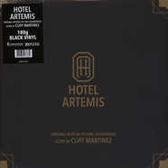 Cliff Martinez - Ost Hotel Artemis Black Vinyl Edition