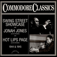Jonah Jones And His OrchestraHot Lips Page And His Orchestra - Swing Street Showcase