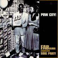 V.A. - Pow City! FABulous Shakers Soul Party