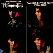 Romantics, The - Talking In Your Sleep (Special Remix)