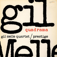 Gil Melle Quartet, The - Quadrama