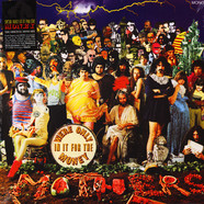 Frank Zappa - We're Only In It For The Money 50th Anniversary Mono Picture Disc Vinyl Edition