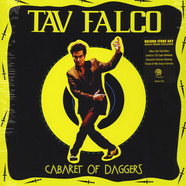 Tav Falco - Cabaret Of Daggers Yellow Vinyl Edition