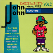 V.A. - John John Dancehall Hits Volume 1