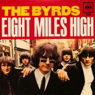 Byrds, The - Eight Miles High / Why Blue Vinyl Ediiton
