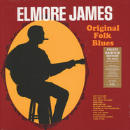 Elmore James - Original Folk Blues Gatefold Sleeve Edition