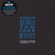 Don Rendell & Ian Carr Quintet, The - The Complete Lansdowne Recordings, 1965-1969