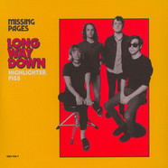 Missing Pages - Long Way Down / Highlighter Piss