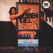 Zazie - Essenciel White Colored Vinyl Edition