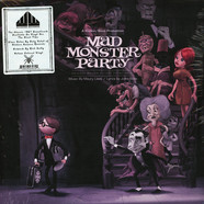 V.A. - OST Mad Monster Party Black & Green Swirl Vinyl Edition