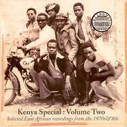 V.A. - Kenya Special Volume 2: Selected East African Recordings From The 1970s & '80s