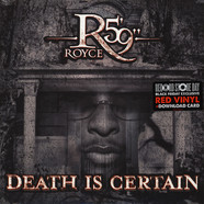 Royce Da 5'9 - Death Is Certain Red Vinyl Edition